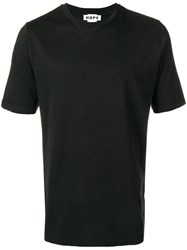 Hope Loose Fitted T Shirt Black