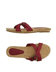 Timberland Footwear Sandals Women Garnet