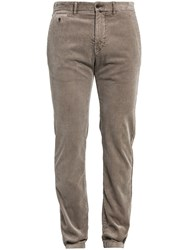 Marc O'polo Vernik Cord Trousers In A Regular Fit Sand