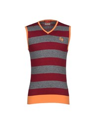 Sweet Years Knitwear Jumpers Men Maroon
