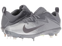 Nike Vapor Ultrafly Pro Charcoal Grey Metallic Dark Grey Metallic Silver White Men's Cleated Shoes Gray