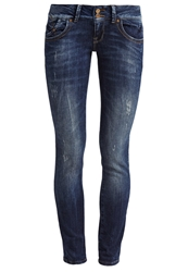 Ltb Molly Slim Fit Jeans Oxford Wash Blue Denim