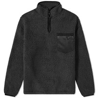 Nanamica Fleece Sweat Black