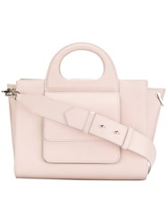 Max Mara Grace 1 S Shoulder Bag Pink And Purple