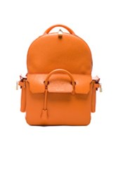 Buscemi Phd Backpack In Orange