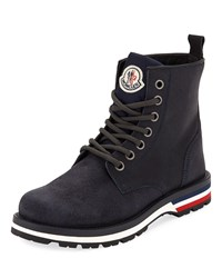 Moncler Vancouver All Weather Hiking Boots Charcoal