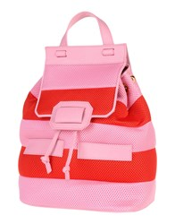 Boutique Moschino Backpacks And Fanny Packs Pink
