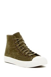 Keds Royal High Top Camo Sneaker Green