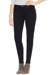 Vince Camuto Women's Two By Stretch Skinny Jeans Jet Black