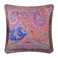 Etro Holloway Tassel Edged Cushion 45X45cm Multicoloured
