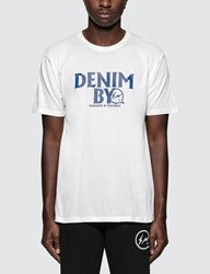 Denim By Vanquish And Fragment Icon Logo S S T Shirt