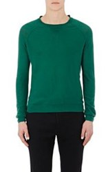 Band Of Outsiders Cashmere Crewneck Sweater Multi Size 2 M