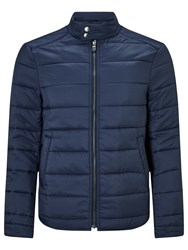 John Lewis Padded Jacket Navy