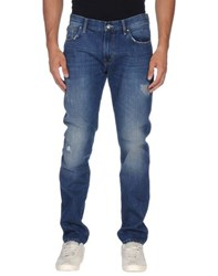J. Lindeberg Denim Denim Trousers Men