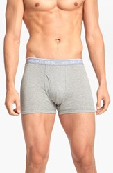 Men's Michael Kors 'Soft Touch' Trunks Grey Heather