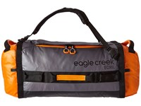 Eagle Creek Cargo Hauler Duffel 90 L L Orange Grey Duffel Bags