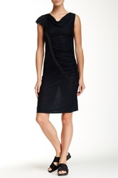 Vpl Swag Midi Dress Black