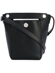3.1 Phillip Lim Dolly Shoulder Bag Women Cotton Calf Leather Leather One Size Black