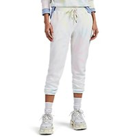 Nsf Sayde Tie Dyed Cotton French Terry Sweatpants Multi