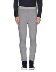 Obvious Basic Casual Pants Grey