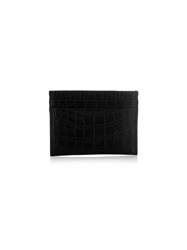 Mulberry Crocodile Effect Leather Cardholder