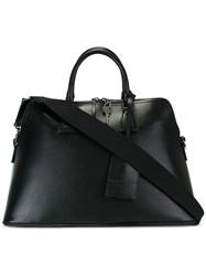 Maison Martin Margiela Large 5Ac Tote Bag Black