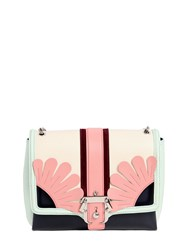 Paula Cademartori Alice Leather Shoulder Bag
