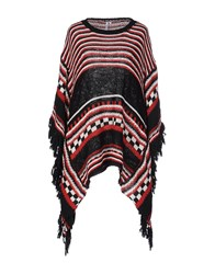 Care Of You Capes And Ponchos Red