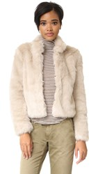 Joie Merwyn Jacket Almond