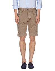 Myths Trousers Bermuda Shorts Men Sand