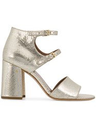 Laurence Dacade Randal Sandals Metallic