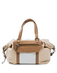 Sanctuary Soft Hero Leather Satchel Honey Milk