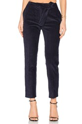 Cacharel Corduroy Pant Blue