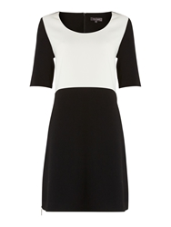 Pied A Terre Shift Dress 3D Poly Multi Coloured