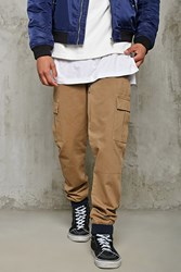 Forever 21 Woven Cargo Joggers