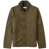Universal Works N 1 Jacket Green