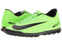 Nike Mercurialx Vortex Iii Tf Electric Green Black Flash Lime White Men's Soccer Shoes