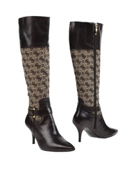 Guess By Marciano Boots Dark Brown