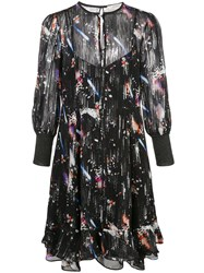 Dorothee Schumacher Tokyo Lights Cropped Sleeve Dress 60