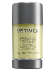 Guerlain Vetiver Alcohol Free Deodorant Stick 2.5 Oz. No Color