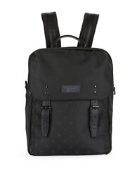 Original Penguin Nylon Logo Backpack True Black