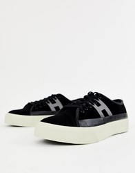 Huf Hupper 2 Trainers In Black