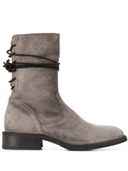 Fiorentini Baker Rear Lace Ankle Boots 60