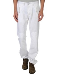 Seal Kay Independent Casual Pants White