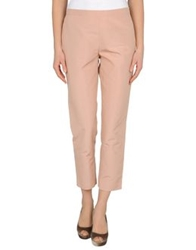 Dinou Casual Pants Skin Color