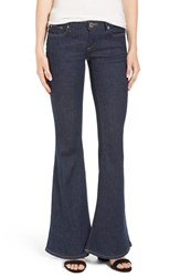 True Religion Women's Brand Jeans 'Karlie' Bell Bottom Jeans