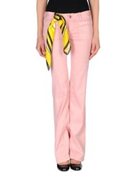 Jacob Cohen Jacob Coh N Denim Pants Pink