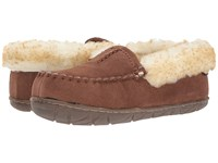 Old Friend Zoey Chocolate Women's Slippers Brown