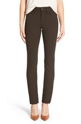 Women's Nydj Five Pocket Stretch Ponte Skinny Pants