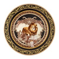 Versace Home Le Regne Animal Serving Plate William